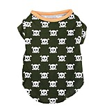 Creative Skulls Pattern Pet T-Shirt