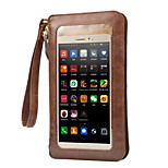 Wallet Universal Bag Lanyard Holster Touch Screen Case for iPhone 5/5S/SE/6/6S/6 Plus/6S Plus(Assorted Colors)