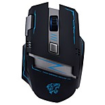 ACTME V5 Rechargeable Silence Botton 2.4 GHz Wireless Gaming Mouse For Windows 2000/XP/Vista/7/Mac OS