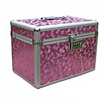 Portable Single Opening Cosmetic Bag Foreign Trade Professional Cosmetic Box Large Capacity Storage Box
