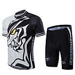Sports Bike/Cycling Jersey + Shorts / Clothing Sets/Suits Men's / Unisex Short SleeveBreathable / Quick Dry