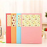 A5 Large Notebook Diary Cute Notepad Korea Stationery Wholesale School Supplies