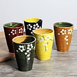 Japanese Cherry Blossom Ceramic Cups Suit Coffee Cup