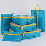 Travel Bag Set Of Six Korean Multi-Function Shoe Bag Bag Bag Finishing Clothes