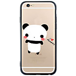 Back Cover Transparent/Pattern Cartoon TPU+PC Soft Case Cover For Apple iPhone 6s Plus/6 Plus/iPhone 6s/6/iPhone SE/5s/5