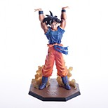 Dragon Ball Son Goku Spirit Bomb Anime Action Figure Model Toy