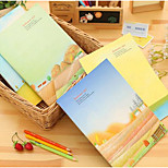 B5 Notebook Stationery Wholesale 16K Green Years Notepad Prizes School Supplies