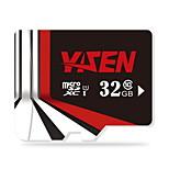 YISEN  32GB UHS-I U1 / Class 10 MicroSD/MicroSDHC/MicroSDXC/TFMax Read Speed80 (MB/S)