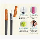 Japan Tupper Smile Fka-1Sr Pen Nib With A Smiley Face Triangle Scientific Handshake Hexagonal Rod