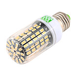 YWXLight 18W E26/E27 LED Corn Lights T 108 SMD 5733 1500-1800 lm Warm White / Cool White Decorative AC 220-240 V 1 pcs