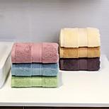 Ensemble de serviette de bain-Solide- en100% Coton-70*140cm(27*55