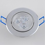 85-265V LED 3W 200-600LM 2700-6500K Down Light