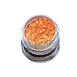 1 Bottle Nail Art Match Color Highlight Glitter Shining Colorful Powder Nail Makeup Beauty 04