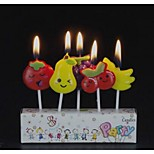 Birthday Party Accessories-1Piece/Set Candle FavorsClassic Theme Other Non-personalised Multi Color