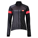 Sports Cycling Tops Women's Bike Front Zipper / Wearable / Ultra Light Fabric Long Sleeve LYCRA® / Terylene