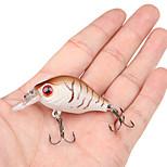 Lot 5Pcs 8.5G 5.5CM Bass Fishing Lures Crank Bait Crankbait Tackle Swim Bait Wobblers Fishing Japan Hard Crazy
