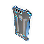 R-just Aviation Aluminum Alloy Metal Scratch-Resistant Drop Protection Bumper Frame Case for Huawei P9/P8