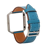 Feitong New Arrival High Quality Luxury Genuine Leather Watch band Wrist strap For Fitbit Blaze Smart Watch