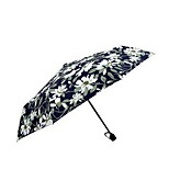 Lily Folded Outdoor Umbrella Umbrellas Uv Female Vinyl Sunscreen Rain Or Shine Dual-Use Umbrellas Korea
