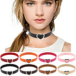Necklace Choker Necklaces / Collar Necklaces Jewelry Halloween / Party / Daily / Casual / SportsAdjustable / Personality / Sexy /