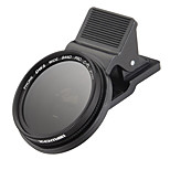zomei® 37mm clip cpl iphone lense pour iphone / caméra smartphone Android