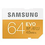 Samsung Electronics evo sdhc jusqu'à la classe 10 carte mémoire 64 de gb de 48MB /