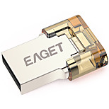 EAGET V8 8G USB3.0/OTG Flash Drive U Disk for Mobile Phones, Tablet PCs Mac/PCs