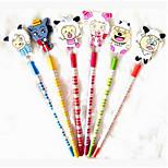 Strange New. Korean Stationery Pleasant Pencil Pencil Cartoon Cute Pencil