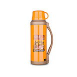 Travel Travel Bottle & Cup Travel Drink & Eat Ware Stainless Steel / Rubber Orange KUSHUN™