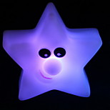 Five-pointed Star Colorful Gradients Nightlight