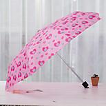 Short Handle Umbrella Seventy Percent Off Creative Umbrella Portable Folding Umbrella