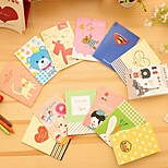 South Korean Stationery Creative Cute Little Cat Cartoon Book