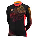Sports Cycling Tops Women's Bike Breathable / Front Zipper / Wearable / Ultra Light Fabric