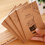 The South Korean Stationery Retro Cute Little Book Creative Student Notebook