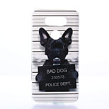 Funda Trasera A Prueba de Golpes / A Prueba de Polvo / IMD Dog TPU Suave Frosted Case Cubierta del caso para LG LG G5