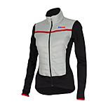 Sports Cycling Tops Women's Bike Breathable / Front Zipper / Wearable / Ultra Light Fabric /