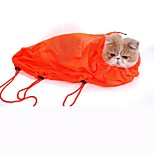 Cat Carrier & Travel Backpack Wipes Pet Grooming Supplies Waterproof Portable Orange Gray Blue Pink