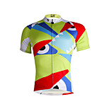 Breathable and Comfortable Paladin Summer Male Short Sleeve Cycling Jerseys DX661 Not Great Eyes