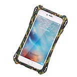 R-JUST Waterproof Shockproof Aluminum Metal Armor Case Cover For iPhone 6s Plus/iPhone 6s/iPhone 5S - Camouflage Series