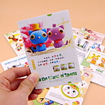 Gifts Promotional Gifts Cartoon Mini Notebook Small Notebook Book Stationery  Personality