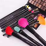 15Pcs Cosmetic Brush Brush Suit Portable Set Of Beauty