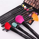 15Pcs Cosmetic Brush Brush Suit Portable Set Of Beauty