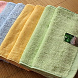 Plain Coloured Child-towel Bamboo Fiber