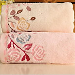 Pure Cotton Supermarket For Leng Yan Rose Jacquard Towel