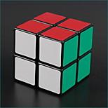 Toys / Magic Cube 2*2*2 / Magic Toy Smooth Speed Cube Magic Cube puzzle Rainbow PVC