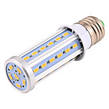 YWXLight 12W E26/E27 LED Corn Lights T 42 SMD 5730 950-1050 lm Warm White / Cool White Decorative AC 85-265