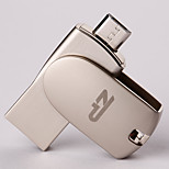 ZP C05 64GB USB 2.0 Water Resistant / Shock Resistant / Rotating / OTG Support (Micro USB)