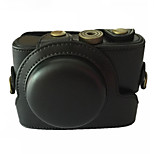 RX-100II Camera Case For Sony RX100 II III Camera Black