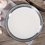 Contracted Ceramic Plate Fish Dish Suit