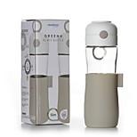 BPA free Galss  Water Bottle 500ml